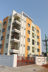 A-Khata with OC and CC available 2 and 3 bhk flats in Hennur main road