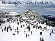Holiday Packages - Book Holiday's Travel Packages at ShubhTTC