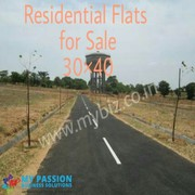 Residential SITES for sale at ANEKAL
