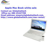 Apple Mac book white with Intel Core 2 Duo @2.4 GHz on sale