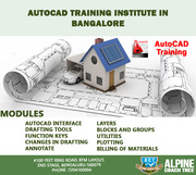 Autocad Training Institute In Bangalore