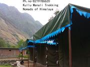 KULLU Manali Trekking