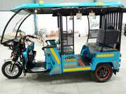 Battery Operated E rickshaw Manufacturer and Supplier in Bangalore