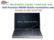 DELL Precision M6500  Mobile workstation with  Intel Core i7 M620