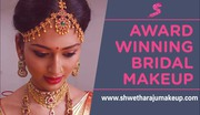 Hair & Makeup Stylists In Bangalore – Shwetharajumakeup.com
