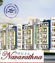 Puja Navarthna Affordable Luxurious Apartments on Sarjapura Road