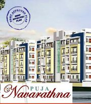 SRR Marketing Puja Navarathna 2 BHK and 3 BHK Apartments on Sarjapura
