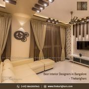 Best Interior Designers in Bangalore - Thekarighars