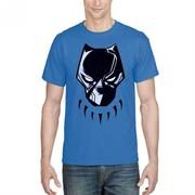 Buy Marvel Black Panther Blue Men's T Shirt Online
