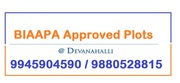 Plots For Sale in Devanahalli Town Limit North Bangalore