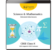 CBSE animated video study materials and test modules