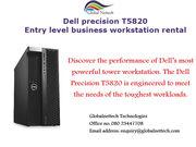 Dell Precision T5820 Intel Xeon W-2104, 3.2GHz , 64GB 1TB SSD Win10,