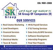 BMRDA,  BDA,  & DC Conv. Sites/ Plots Available at BEST Discount Price A