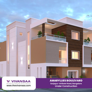 Apartments for sale in Sarjapur road Bangalore - The Vivansaa