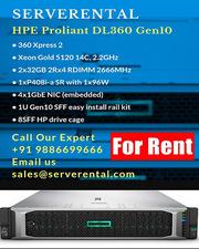 Brand New HP ProLiant DL360 Gen10 Server  on sale