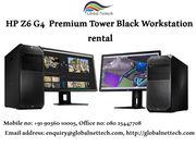 HP Z6 G4  Premium Tower Black Workstations  on rental