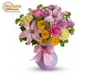 send flowers to mysore