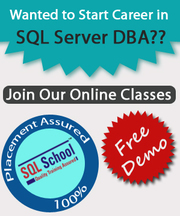 PRACTICAL SQL Server 2017 Online Training & JOB SUPPORT