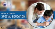 Special education teacher training institute in Bangalore