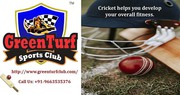 Turf Cricket Sports Club in Vidyaranyapura Bangalore