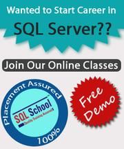 SQL Server Best Online Training