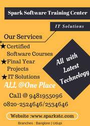 Spark Software Training Centre,  Udupi