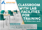 Aravind Info Solutions offers a crash course for NEET.