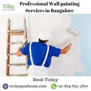 The best wall painting contractors in Bangalore
