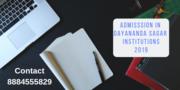 Dayananda Sagar College of Engineering Admission Procedure