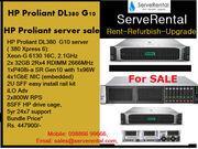 HP Proliant DL380 G10 | HP Proliant server sale
