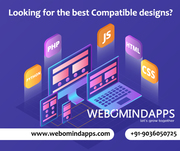 Website design and development company in Bangalore - Webomindapps