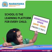 Narayana School Bangalore | CBSE Residential Schools in Karnataka |