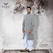 Buy Designer Wedding Sherwani Online,  Best Fashion Store in Bangalore