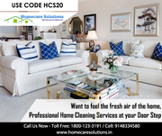 Sofa / Carpet Cleaning Services in Bangalore - Homecaresolutions
