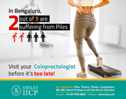 Best IBS Treatment in Bangalore - Smiles IICP Hospital