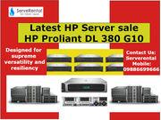 Latest HP Server sale|HP Proliant DL 380 G10