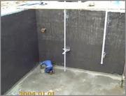 Sump tank waterproofing solutions