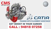 Authorised CATIA Training Institute in Bangalore with Placement Assist