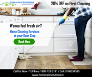 House Cleaning Services in Bangalore - Homecaresolutions