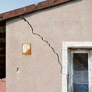 Exterior Wall Cracks Repair