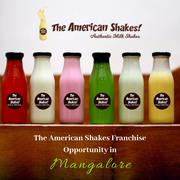 The American Shakes Franchise Opportunity in Mangalore