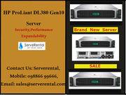 HP ProLiant DL380 Gen10 Server| Brand new server on sale