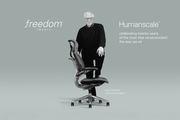 Ergonomics Office Chair | Freedom Twenty | Humascale India