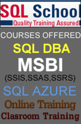 AZURE SQL Practical Classroom Training