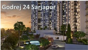 Godrej 24 in Sarjapur Road,  Bangalore - Amenities,  Brochure,  Floor Pla