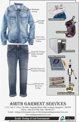 Garment Quality testing Instruments Manufacturers in India