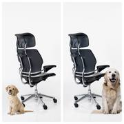 Humanscale Freedom Headrest | Ergonomic Office Chair with Arms
