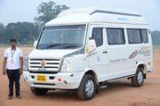 Hire A Tempo Traveller In Mysore