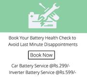 Book Your BatteryHealthCheck at Batterywale.com