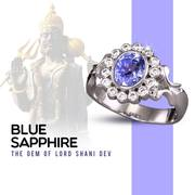 Blue Sapphire Stone as per Vedic Astrology